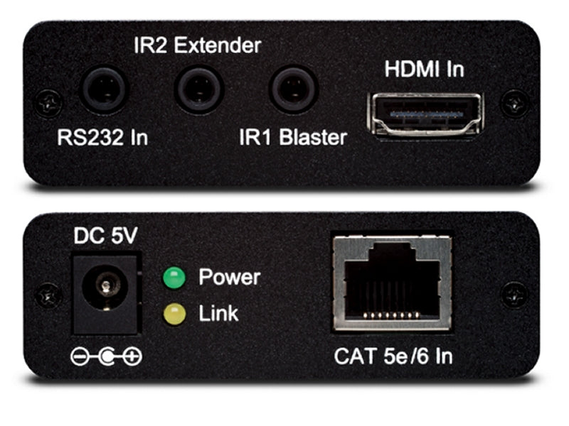 CYP Puma v1.4 HDMI® Over x1 CAT5e/6 TRS.