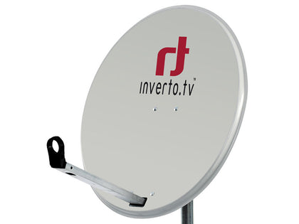 INVERTO STCF 80cm Steel Solid Dish (Boxed)