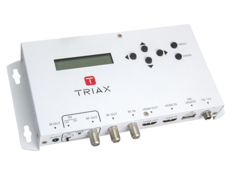 TRIAX MOD103T Single HD DVB-T Modulator