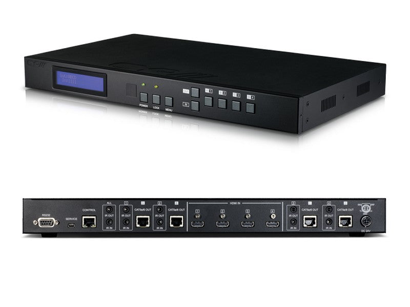 CYP v1.4 HDMI HDBaseT™ LITE 4x4 Matrix KIT