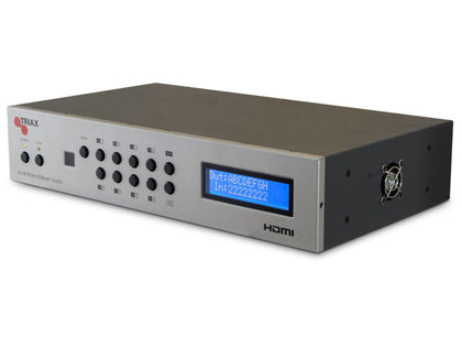 TRIAX HMX 8x8V HDMI® Matrix 8x8 100m