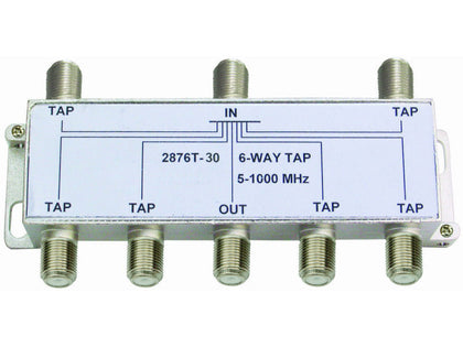 INTERNAL 6/30 'F' Type Tap (5-1000MHz)