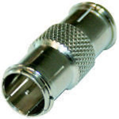 1 x QUICK 'PUSH-ON' F COUPLER