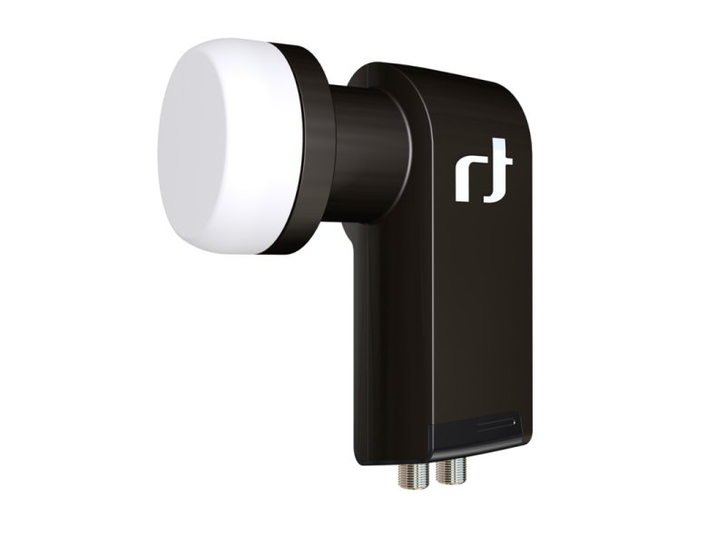 INVERTO Selected Twin LNB Black Premium