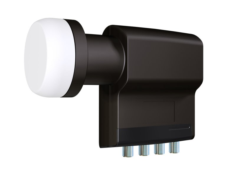 INVERTO Selected Quad LNB Black Premium