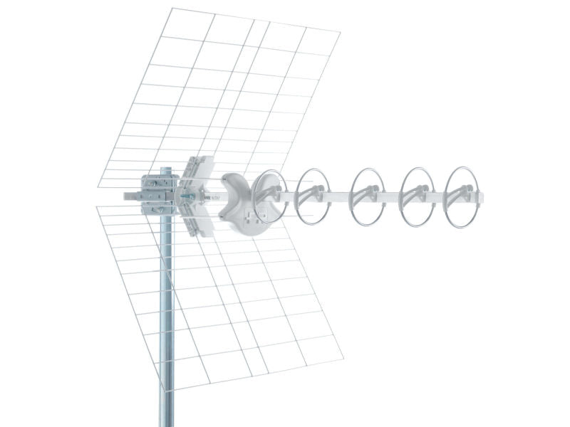 FRACARRO ALPHA 5 HD yagi T LTE *NEW*