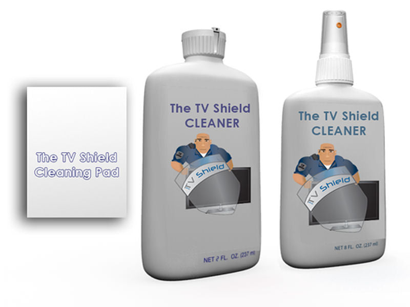 TV SHIELD Outdoor TV Enclosure - CLEAN KIT