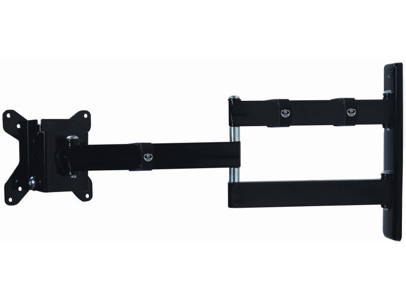 "B-TECH 23"" Small TV Mount (Double Arm)"