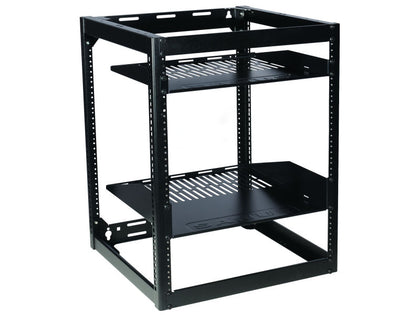 SANUS 15U Skeleton Rack (Flat Packed)