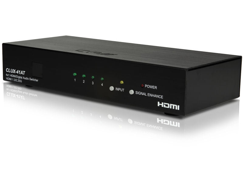 CYP Elector v1.3 HDMI® 4x1 Switcher