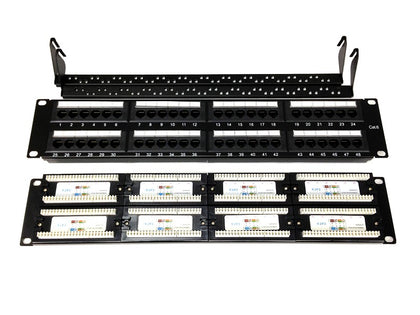 BLACKBOX 48 Port CAT6 Patch Panel