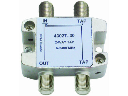 Internal 2/30 'F' Type Tap (5-2400mhz)