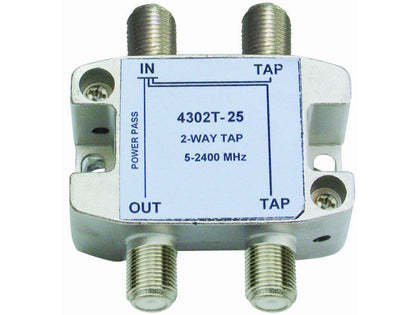 Internal 2/25 'F' Type Tap (5-2400mhz)