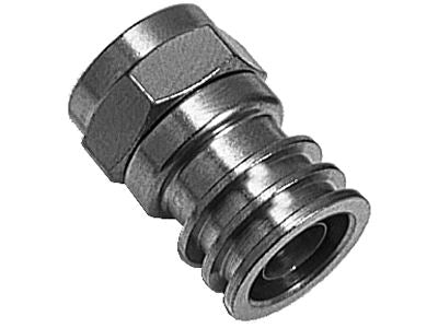 (1) CABELCON Crimp 'F' Connector 1.25mm'S'