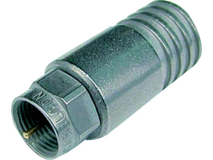 (1) CABELCON Crimp 'F' Connector 1.65mm