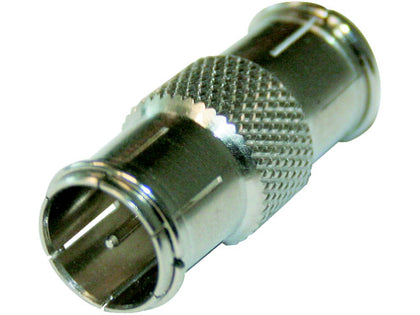 (1) 'F' Male-Male COUPLER QUICK