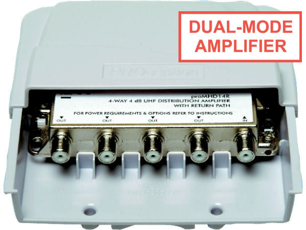 PROCEPTION MHD14R Dual-Mode 4 Way M/H