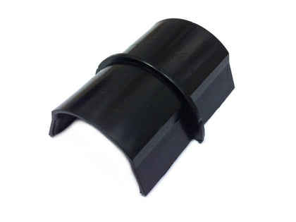 D-LINE 50 x25mm COUPLER Black