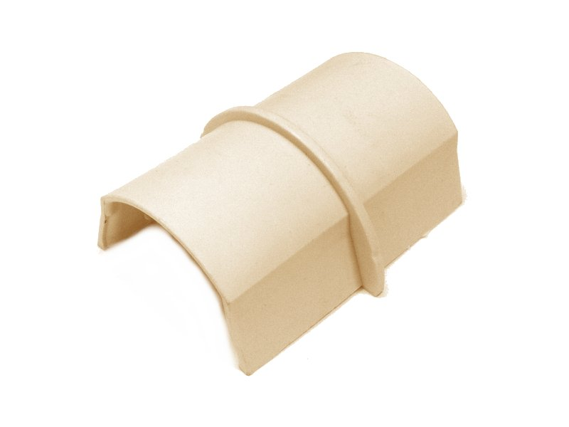 D-LINE 50 x25mm COUPLER Magnolia