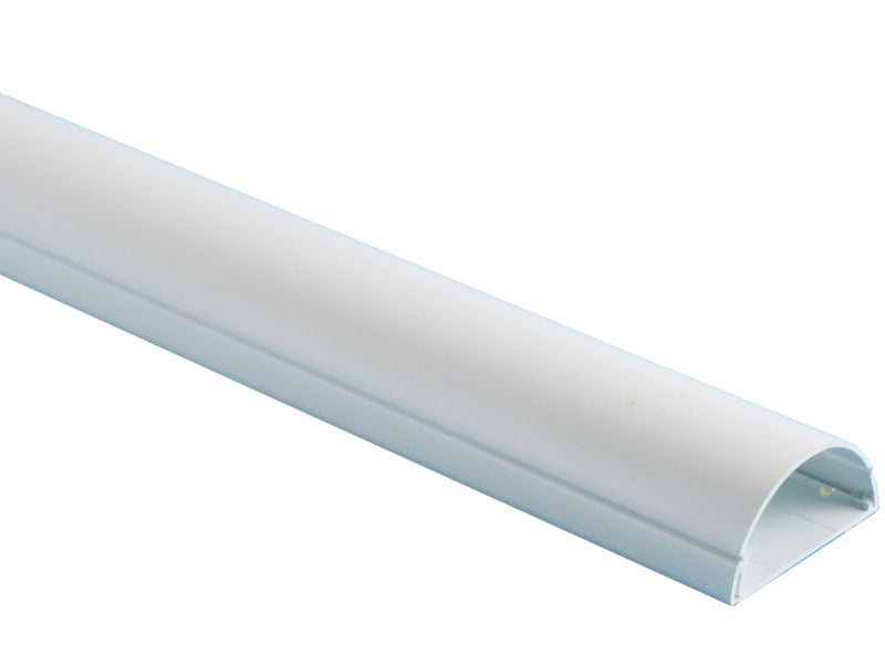 D-LINE 50 x25mm TRUNKING White 2m
