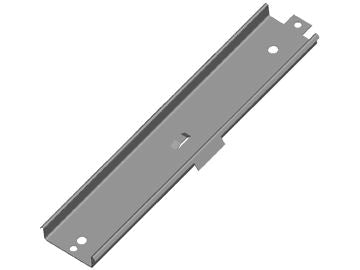 "CABLEREADY 1"" x 8' Security Backing Plate"