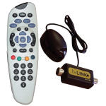 Philips Sky Remote & Global Eye (Black)