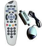 Philips Sky Remote & Global Eye (Silver)