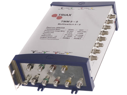 TRIAX TMM 9x8 CASCADE Switch