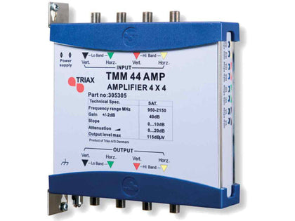TRIAX TMM 44 CASCADE Launch Amp