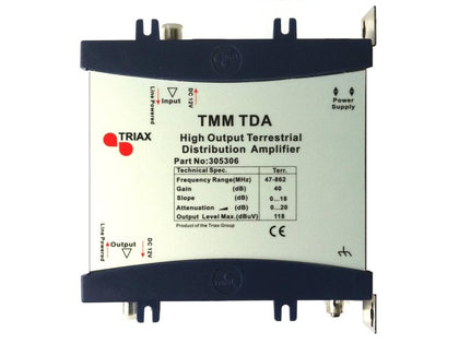 TRIAX TMM TDA CASCADE Launch Amp