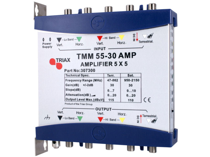 TRIAX TMM 55-30 CASCADE Launch Amp