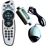 Sky+/Sky+160 Remote & Global Eye(Silver)