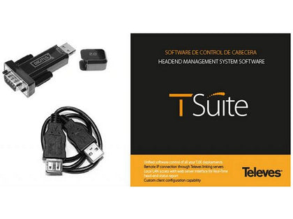TELEVES Tsuite Software for Avant3 or HD