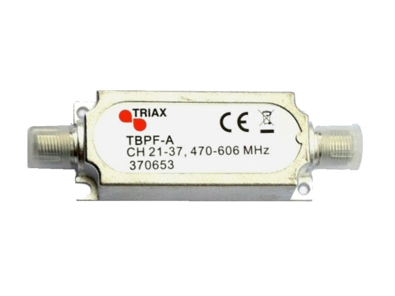 TRIAX Inline Filter Group A (21-37)