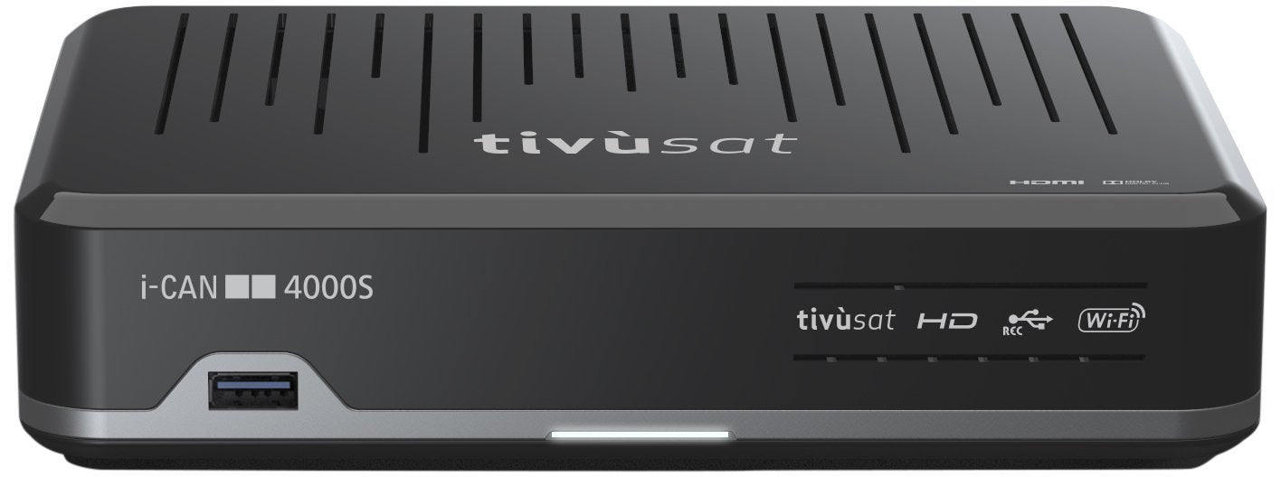 Tivusat Italy Card And Hd Receiver