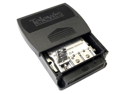 TELEVES DC 4 Way Splitter -7.5 to -9.5dB