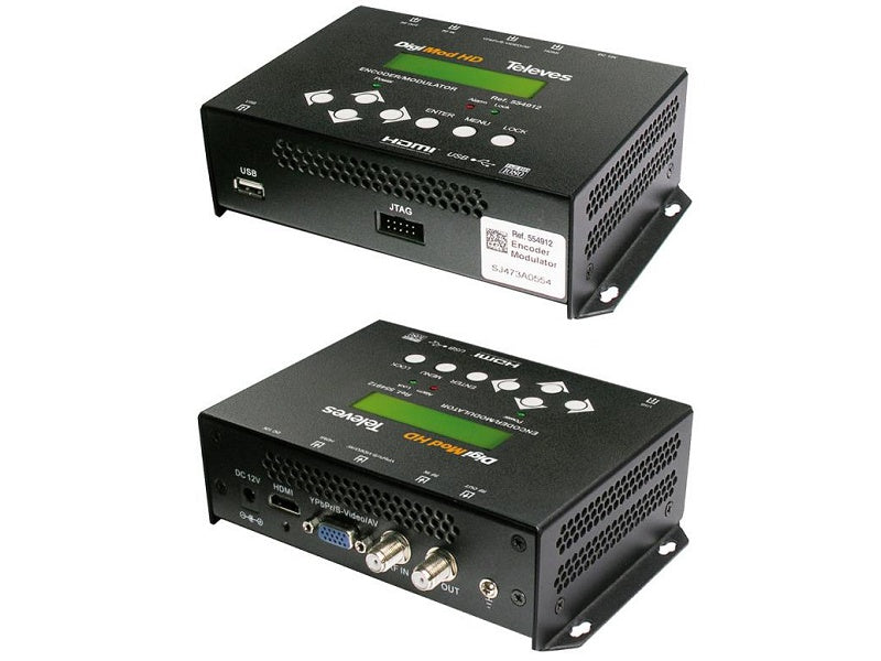 TELEVES HDMI® to COFDM Modulator