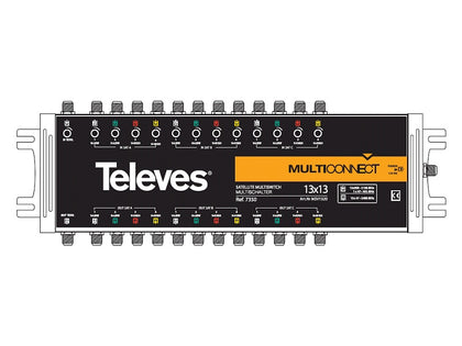 TELEVES 13x13 CASCADE Launch Amp