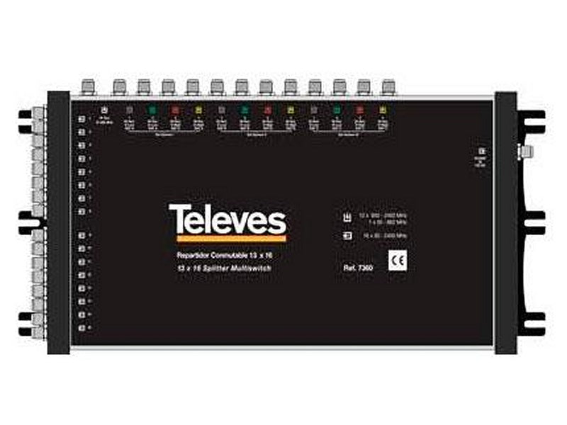 TELEVES 13x24 CASCADE-TERMINATED *NEW*