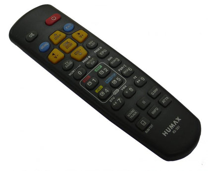 Humax Pvr8000 Replacement Remote Control Unit