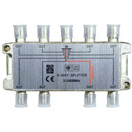 Wideband Splitter 8-Way