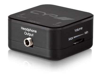 CYP Audience Digital to Analogue Converter c/w DAC