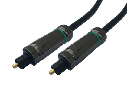SAC 1m Digital Optical TOSLINK Cable