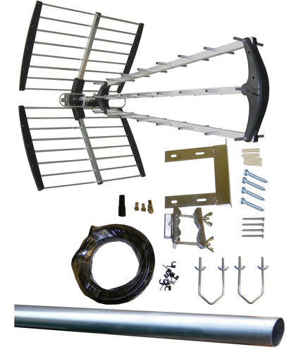 64 4G LTE Triple Boom Aerial Kit
