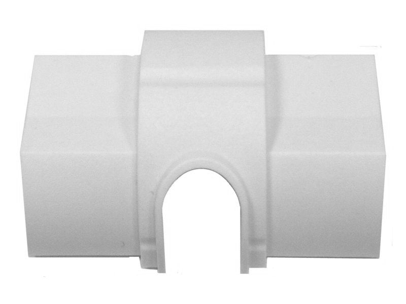 "D-LINE 22 x22mm x 1/4"" CABLE INLET White"