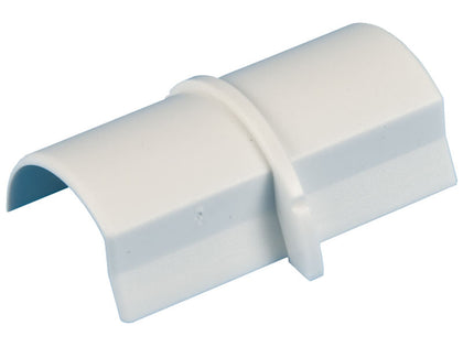 D-LINE 30 x15mm COUPLER White