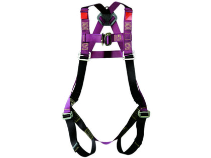 FALL ARREST (1) 2 Point Full Body Harness