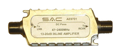 20dB In-line Sat Amplifier