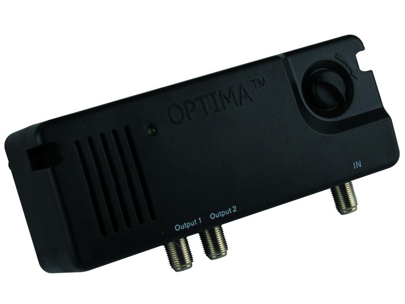 OPTIMA 2 Set Amp 2-12dB Variable 4G-800