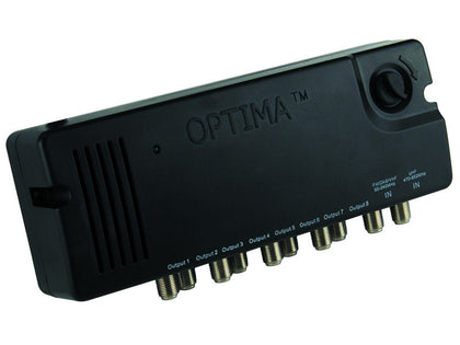 OPTIMA 8 Set Amp 10-24dB Variable 4G-800